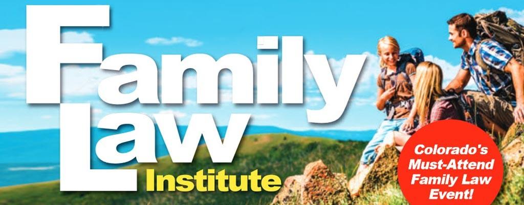 Annual Family Law Institute